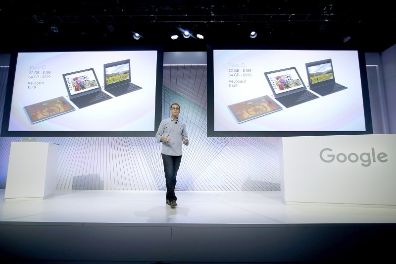 Google Pixel C(美聯社)