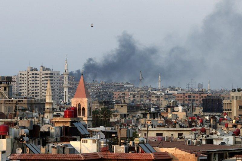 敘利亞內戰(美聯社)