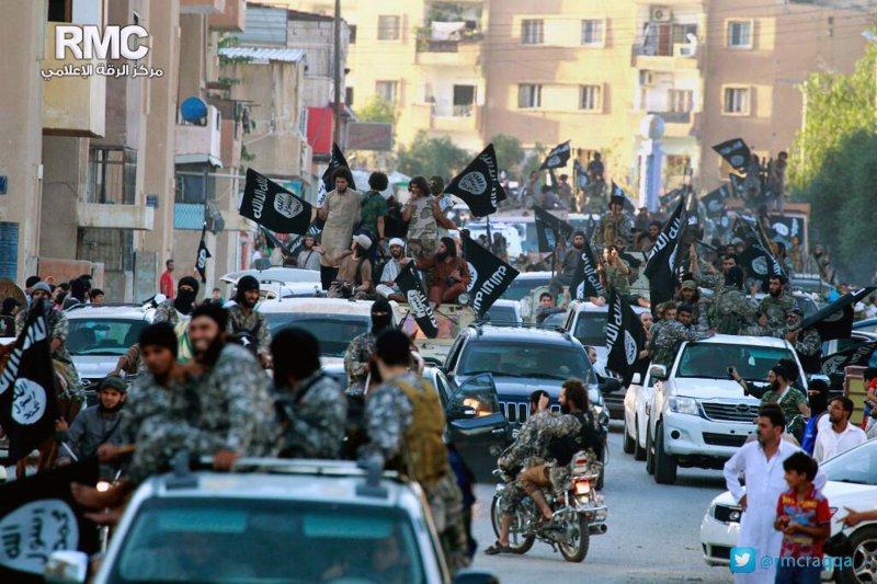 敘利亞北部城市拉卡(Raqqa)已經成為伊斯蘭國(IS)的「首都」(美聯社)