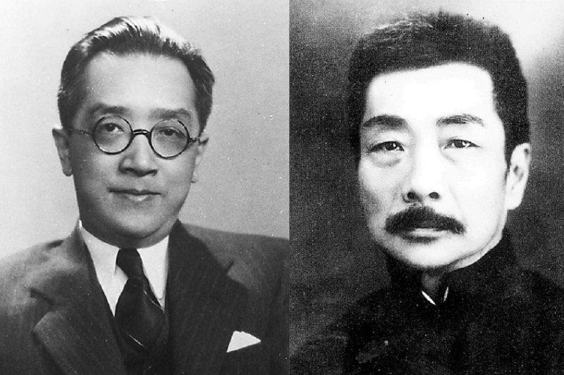 胡適與魯迅,在華人世界是個人獨立精神的雙子星。