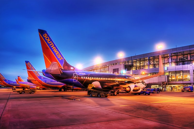 「員工第一,旅客第二」是西南航空最大的特點!(圖/John Rogers@flickr)