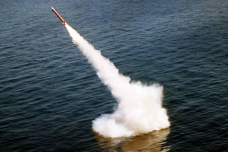 俄羅斯布拉瓦(Bulava)潛射洲際彈道飛彈(取自網路)