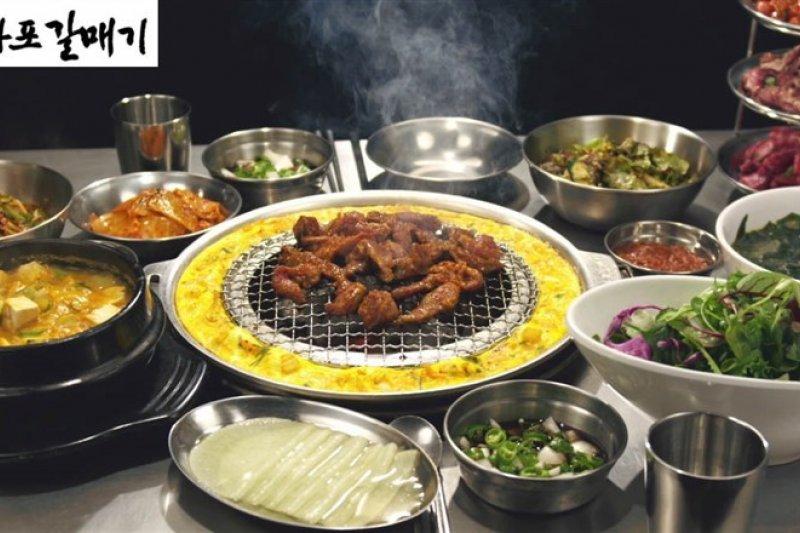 韓式烤肉最具規模品牌「新麻蒲海鷗마포갈매기」預計10月底來台開幕!