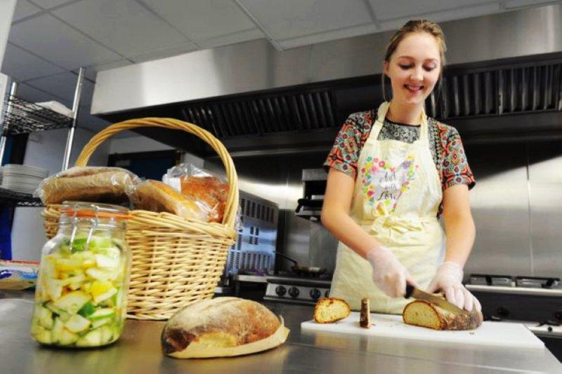 英國有間咖啡廳以「廚餘」料理,並給客人決定價格(圖/liverpoolecho.co. uk)