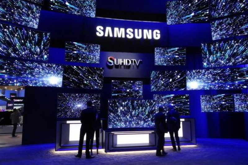 中國華為對三星提出侵權訴訟,顯示中國企業正逐漸建立起智財權保護牆。(取自Samsung官網)