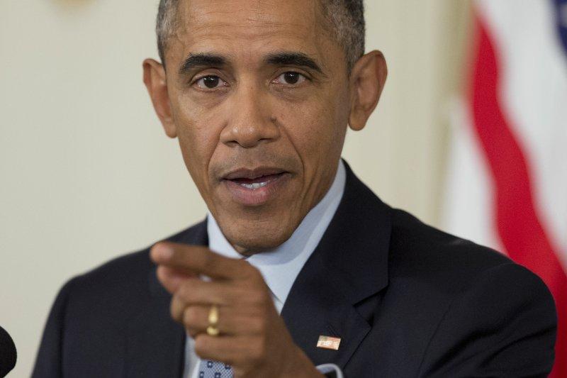 歐巴馬在白宮痛批普京根本是幫倒忙。(美聯社)