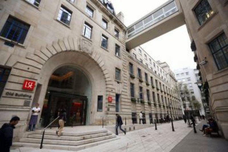 倫敦政經學院。(取自倫敦政經學院網站)