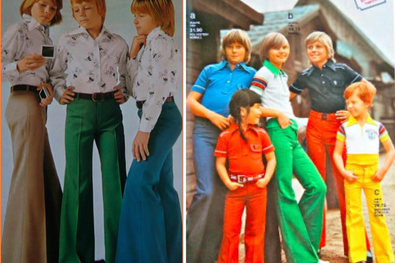 你決定今年秋天要穿什麼了嗎?不如也來點七零年代的瑞典復古風吧!