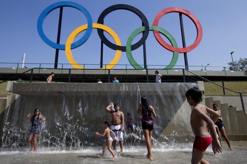 巴西為2016年夏季奧運主辦國家。(美聯社)