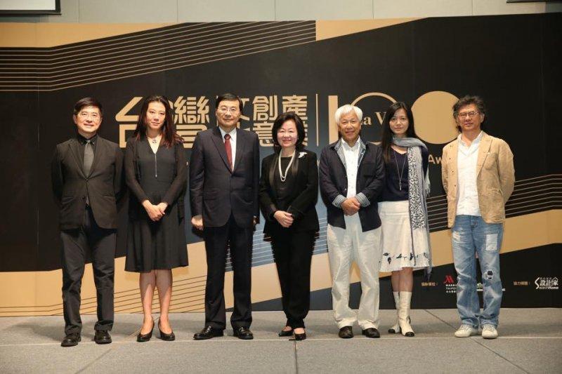 本屆「台灣文化創意產業100大獎」頒獎典禮邀請到文化部政務次長邱于芸女士、城邦媒體集團首席執行長何飛鵬等近兩百位來自文創領域及相關產業界嘉賓。(圖/La Vie)