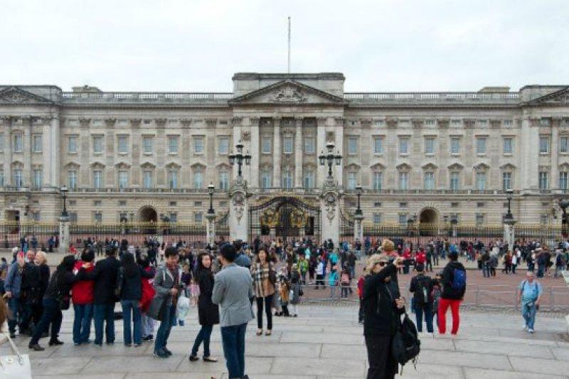 習近平訪英期間將下榻白金漢宮。(BBC中文網)