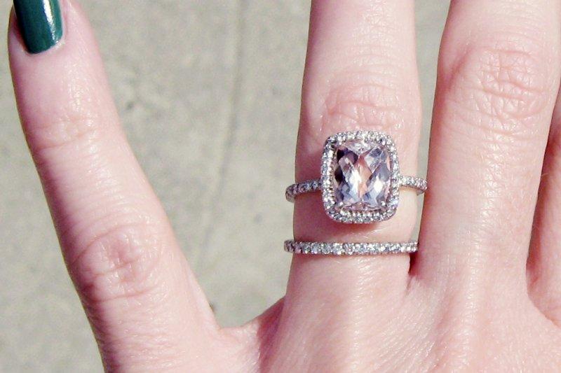 鑽石由碳組成,是目前自然界最硬的物質(圖/MaeganTintari@flickr)