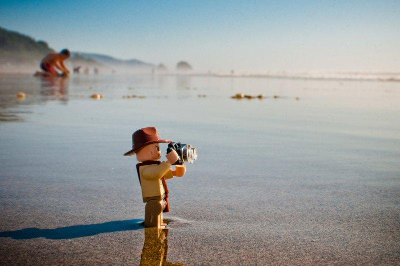 利用安排連架來避開旅遊潮,可以優閒享受不壅擠的度假(圖/Kenny Louie@flickr)