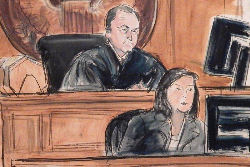 負責承審艾希受賄案的紐約法官法蘭西斯(James Francis)。(美聯社)