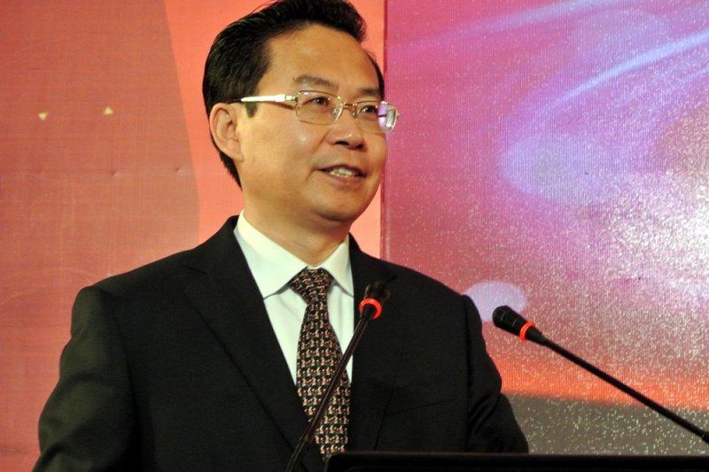 福建省委副書記、省長蘇樹林