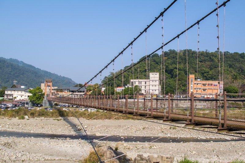 「台灣好行」提供了竹苗一日遊的私房景點。(圖/Jiashiang@flickr)