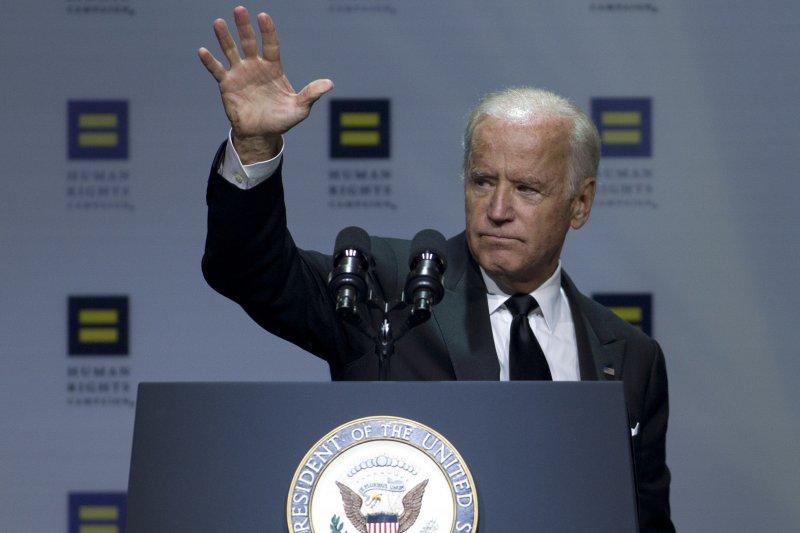 美國副總統拜登經過長考後,決定12日宣布爭取民主黨總統提名。(美聯社)