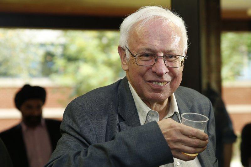 2015年諾貝爾化學獎得主林達爾(Tomas Lindah)(美聯社)