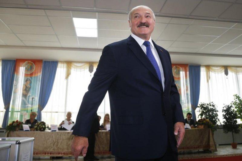 白俄羅斯現任總統盧卡申科,確認將繼續連任下一任總統。(美聯社)