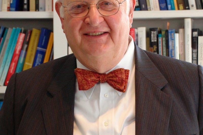 2015年諾貝爾經濟學獎得主英國經濟學家迪頓(Angus Deaton)