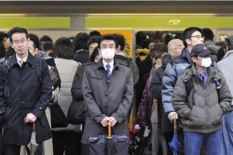 不要造成他人的困擾,是在擁擠城市中的生活哲學(圖/alq666@flickr)
