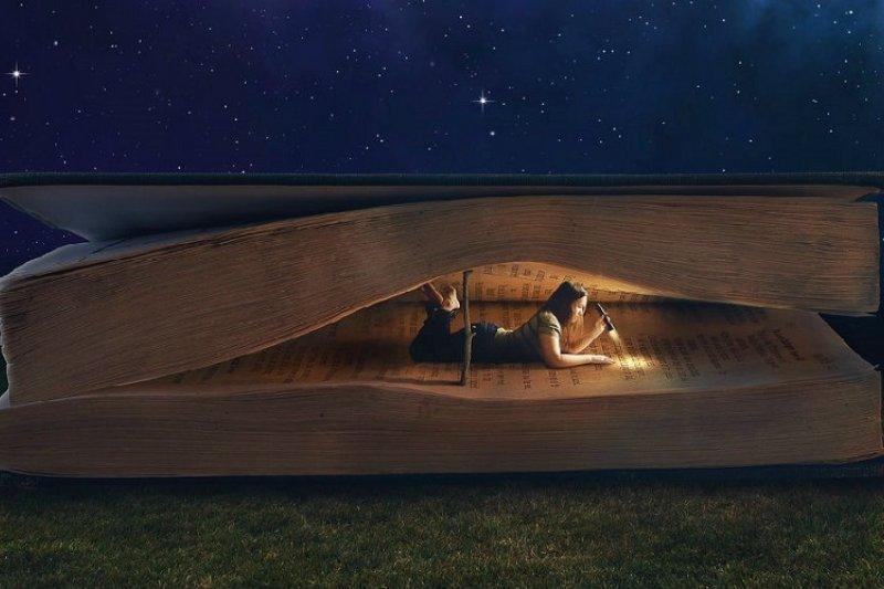 旅行與閱讀是人生不可或缺的兩件事。(來源:新華網圖片)