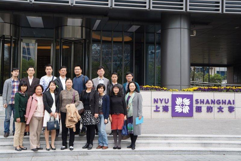 上海紐約大學也開放台生申請,畢業後可以拿紐約母校與上海分校的兩張證書。(取自網路)