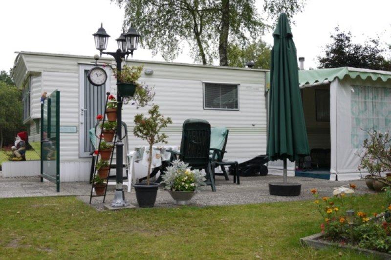 荷蘭人露營也要展現生活美學。