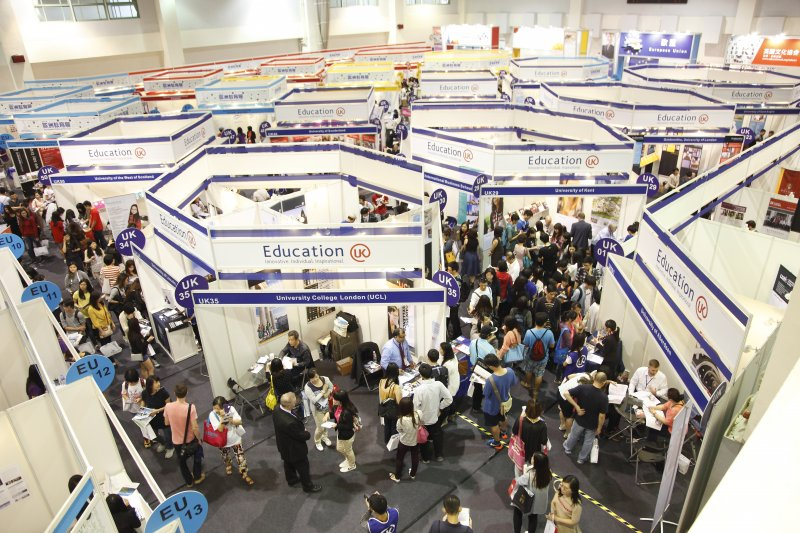 一年一度的歐洲教育展,將於十月中舉辦!(圖/歐洲教育展 EEFT提供)