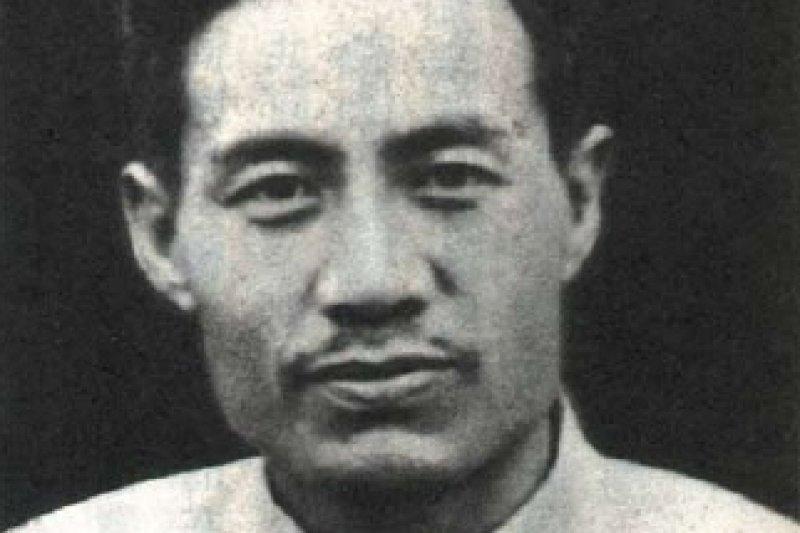 1930年代蔣渭水肖像。(取自蔣渭水文化基金會)