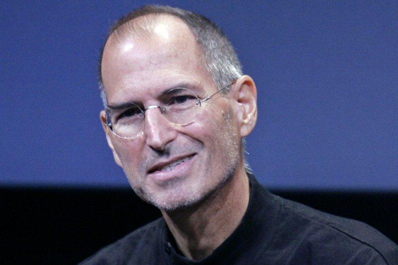 蘋果共同創辦人賈伯斯(Steve Jobs)。(美聯社)