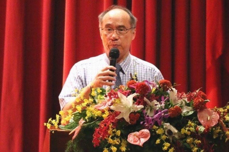 陽明大學校長梁賡義當選美國國家醫學院士。(取自國立陽明大學網站)