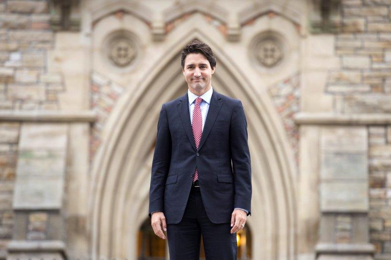 加拿大總理杜魯道表示,英國脫歐會嚴重影響現有國際合作基礎。(美聯社)