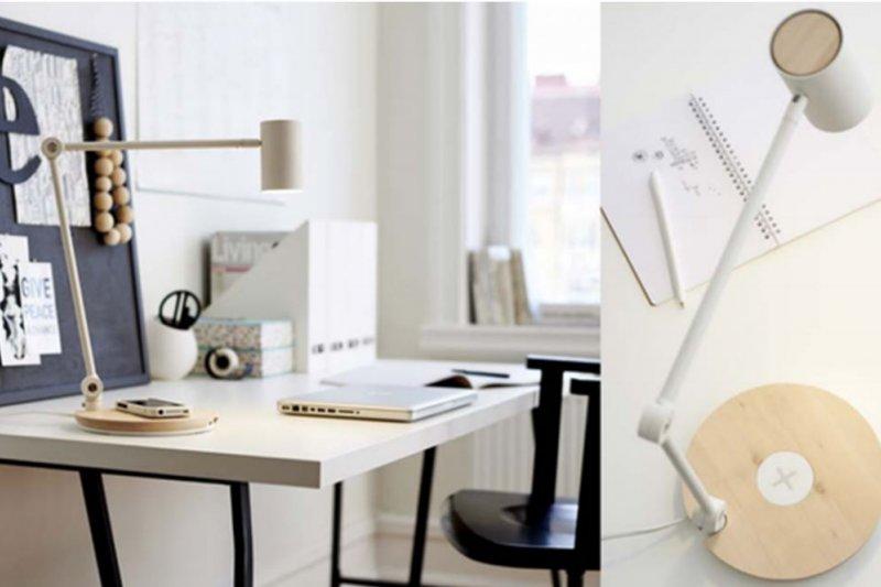 在手機、平板電腦人手一台的時代,充電的插座常常不敷使用,來看看IKEA出的無線充電家具有哪些優缺點吧。