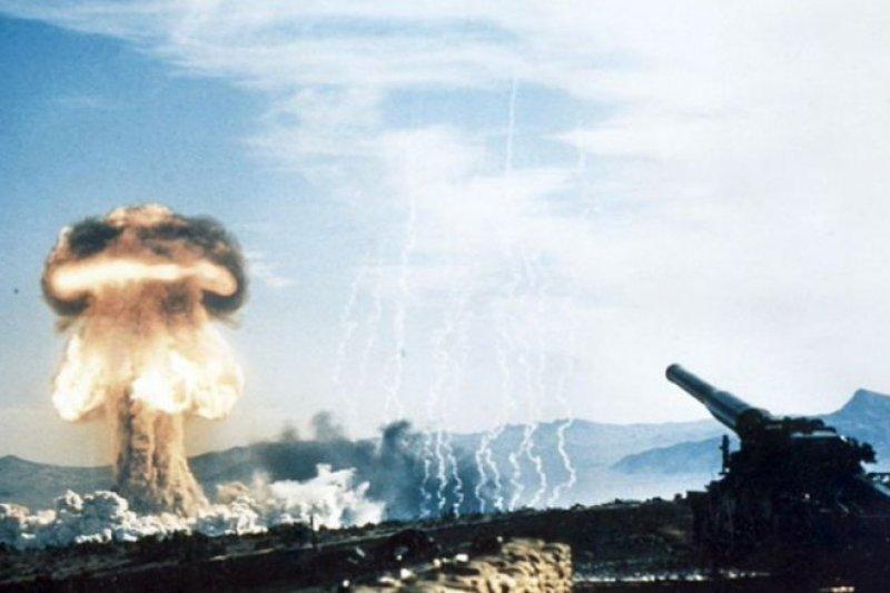 朝鮮去核化最佳時間窗早就錯過,註定今天的朝鮮去核化成本巨大,困難重重。最終能否成功去核,確保東亞和平,實際上並無必勝把握。(資料照,取自推特)