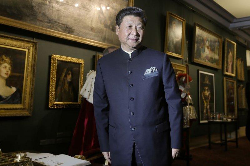 面對歷史如此不堪的陰暗面,假如習主席唱出:「別了,毛澤東!」就是昭告天下,將以負責任的態度,坦誠面對歷史難堪的事實。(美聯社)