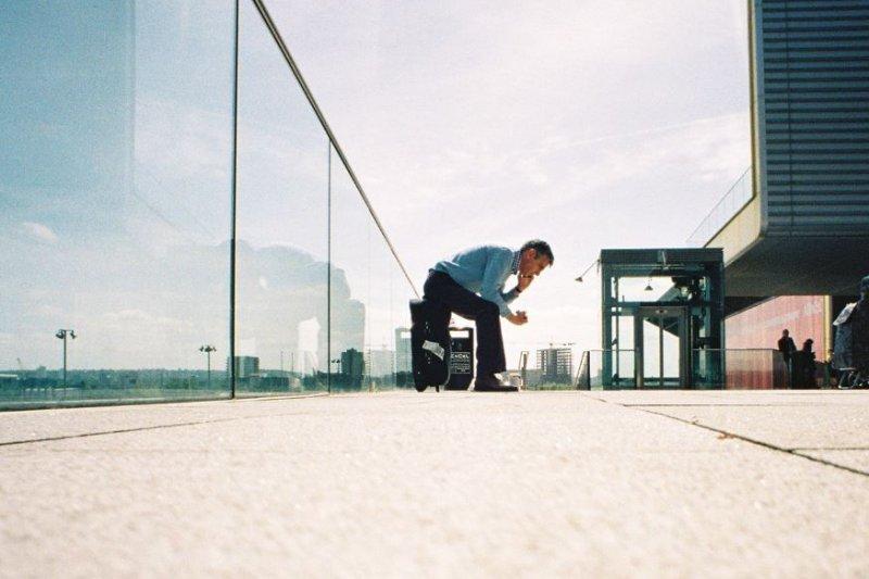 你常常處在緊張狀態嗎?五個重點告訴你如何克服緊張。(圖/Nick Page@flickr)