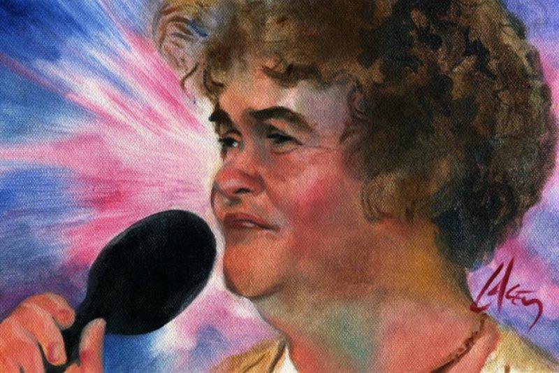 身為樂迷的你想到Google上班嗎?先學會把蘇珊大嬸排進歌單裡!(圖/Dan Lacey@flickr/ friend to view all paintings)