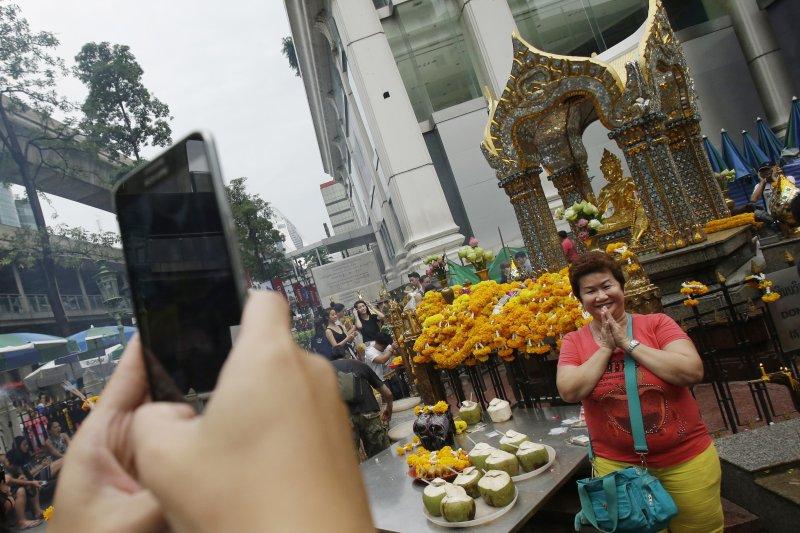 泰國旅遊(美聯社)