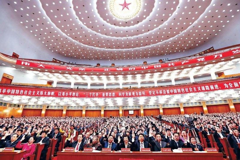 北京人民大會堂(取自網路)