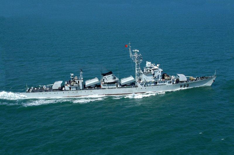台州號護衛艦。