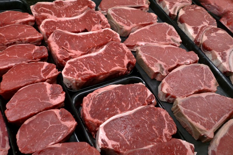紅肉、加工肉品有抗生素風險、致癌風險(美聯社)