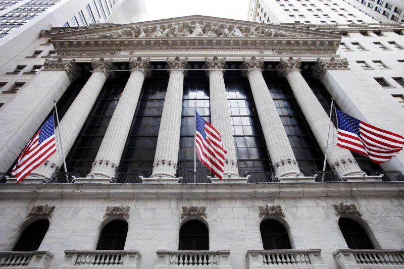 美國財經重鎮華爾街(Wall Street)(美聯社)