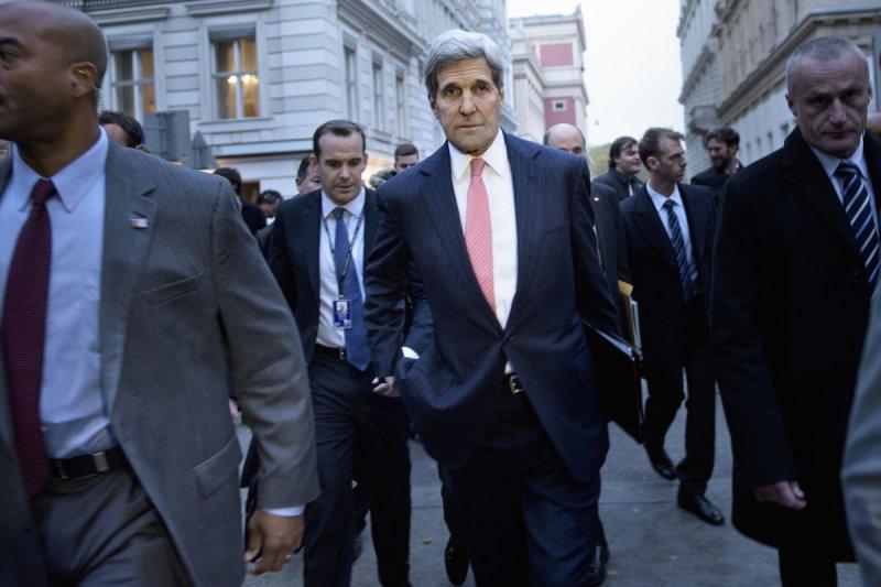 美國國務卿凱瑞(John Kerry)(美聯社)