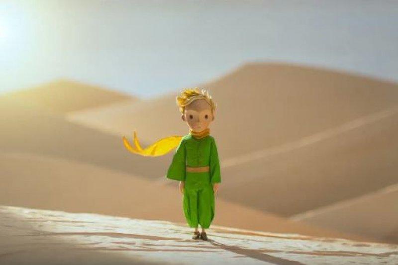 《小王子》任何一個章節都蘊藏著人生哲理,帶給人深深思考(圖/youtube)