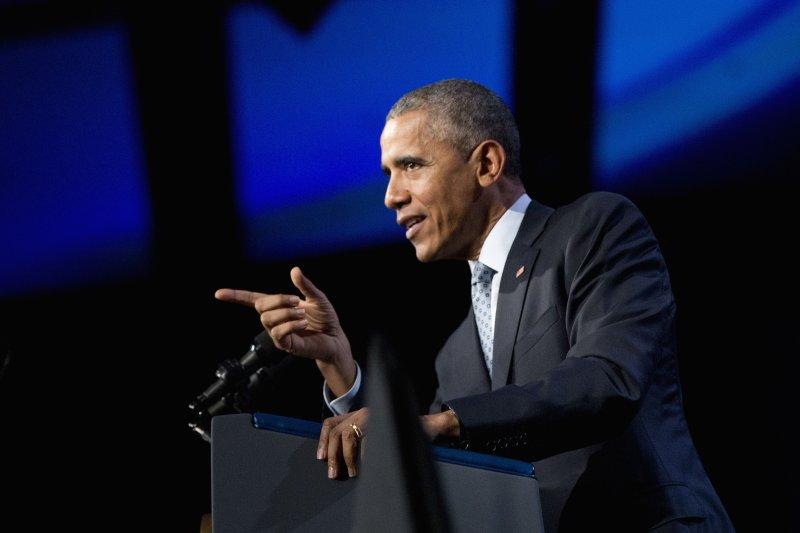 歐巴馬決定派出約50人的特種部隊前進敘利亞,《紐時》認為美軍恐怕難免還是會被拖入中東戰局。(美聯社)