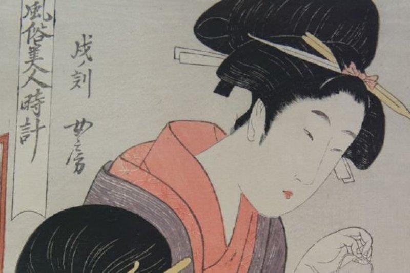 日本的浮世繪現在大部分仍在歐美博物館、美術館和個人收藏家裏保存。無論評價如何,日本浮世繪春畫已實際存在超過500年(資料照片)。(BBC中文網)