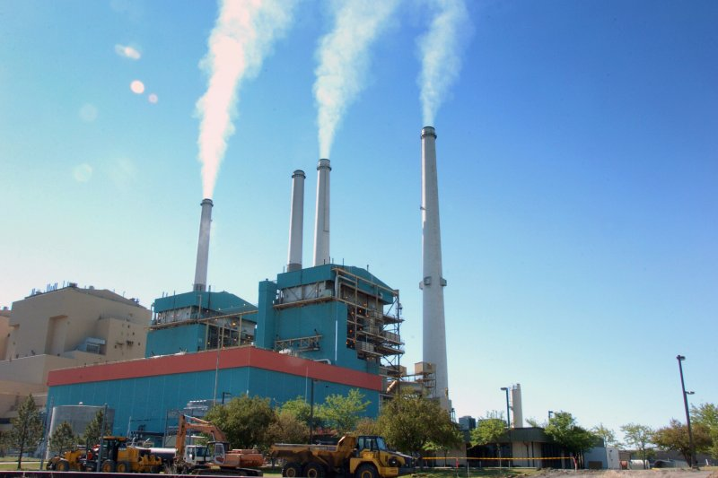 空氣汙染(美聯社)