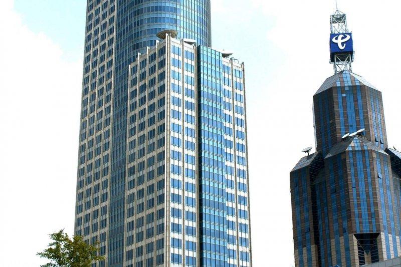 矗立在上海浦東的上海期貨交易所。(資料照,新華社)