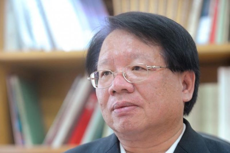 中共解放軍將於台灣海峽水域實彈演習,前國安會副秘書長張榮豐16日表示,這是利用網路做心理戰,是中國大陸官方媒體故意擴大。(資料照,取自張榮豐臉書)